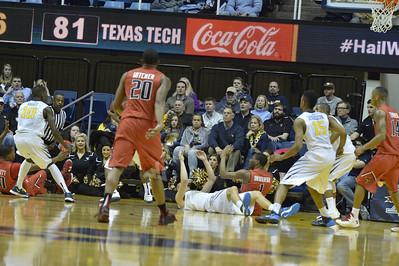 29272 - Mens Basketball vs. Texas Tech