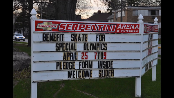 Iceskating Fundraiser - April 25, 2015