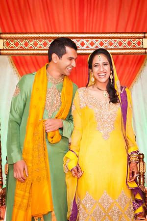 Saadia & Moiz - Wedding