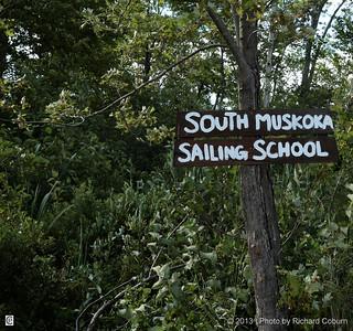 South Muskoka Sailing Club & School