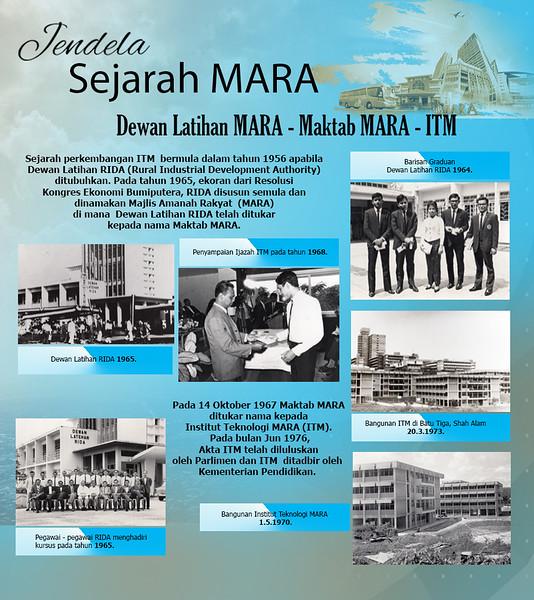 Dewan Latihan MARA - Maktab MARA - ITM