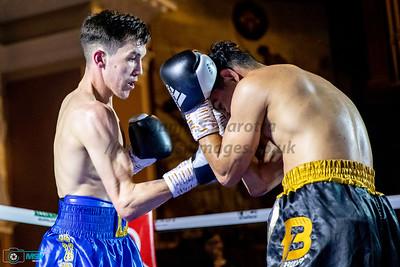 Liam Davies vs Jose Aguilar