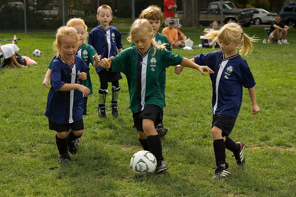 Firebirds Soccer U6 CoEd 2007 Sep 15