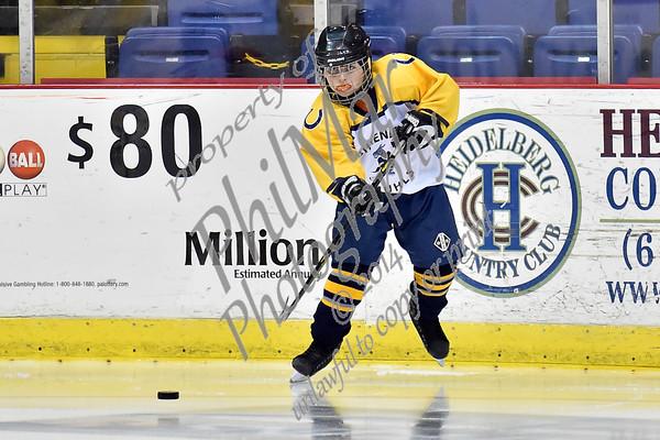 Muhlenberg vs Berks Catholic Black MS Ice Hockey 2014