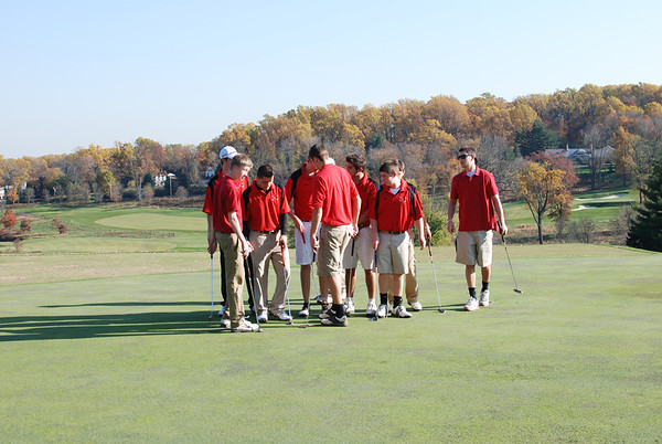 Golf: GA vs PC