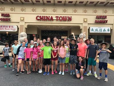 FBC Humble, TX to Asian Sq, China Town and Penang 7.11.17