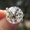 3.86ct Old European Cut Diamond GIA K VS2 53
