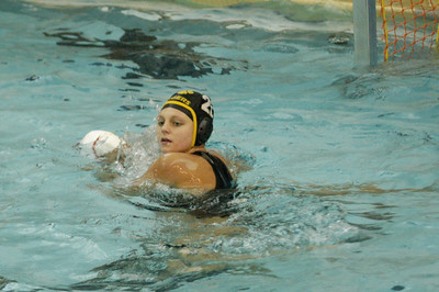 Kylie - Water Polo  9-13-08