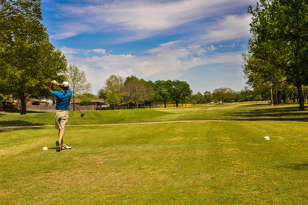 Oklahoma Indian Summer Golf Scramble 04-26-14