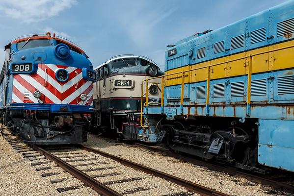 llinois Railway Museum
