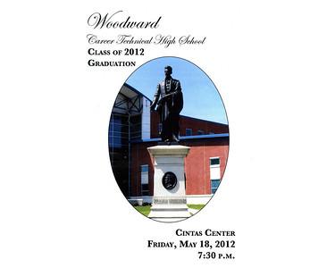 Charisma Graduates from Woodward Career Techinical High School - Cintas Center - May 18, 2012