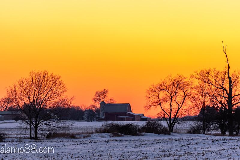sunset over the Webber's barn 2-16-20 1080-22.jpg