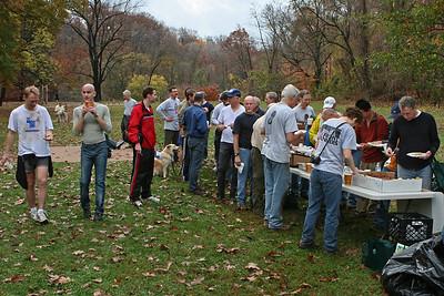 2008 Memorial Grove Planting