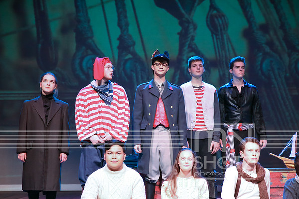 2017 Fall Play - Peter and the Star Catcher
