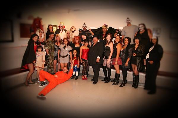 TOC Halloween Dance 2011