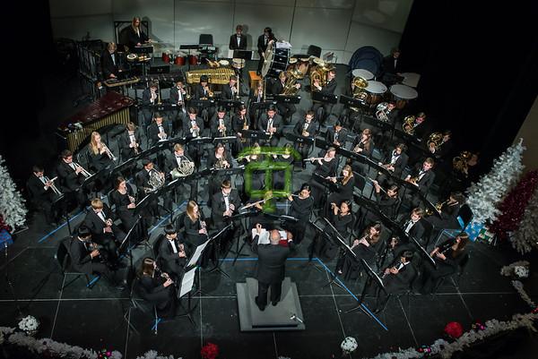 Holiday Concert Bands - Dec. 17, 2013