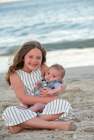 Family Portraits, Avon, Hatteras Island, North Carolina, Outer Banks Family Photographers, Hatteras Island Photographers, Epic Shutter Photography, Cape Hatteras National Seashore