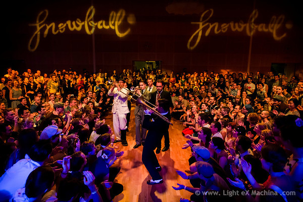 The Snowball 2013