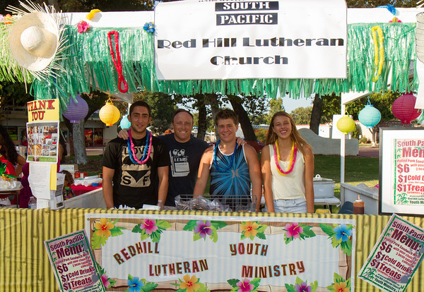 2012-08-21 Youth BITP Booth