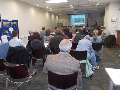 11.27.12 Tiber Hudson Project Public Meeting