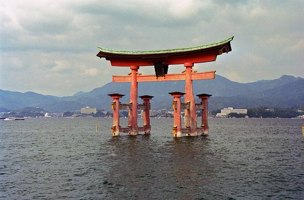 Miyajima Island 2002
