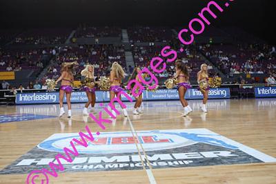 Kings Vs Perth - Final - Game 3 - 1-3-08 - Cheerleaders & Spectators.