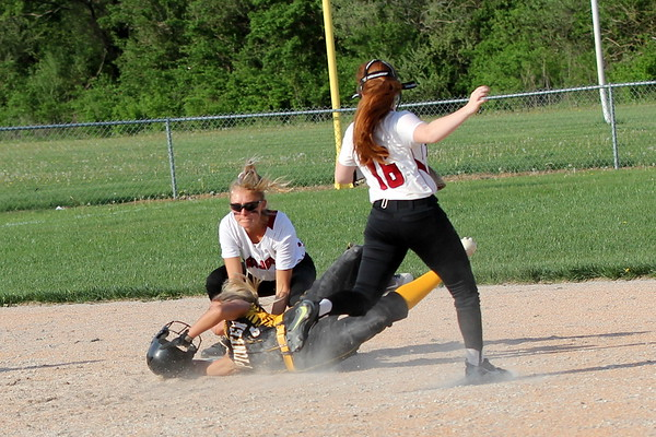 Pioneer vs West Central 5/10/2018