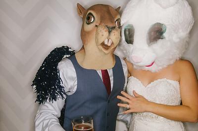 Sarah and Brian