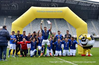 Finals - University Championship - Babes Bolyai University of Cluj-Napoca vs. Lucian Blaga University of Sibiu