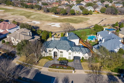 2604 Anders Ln Drone Shots