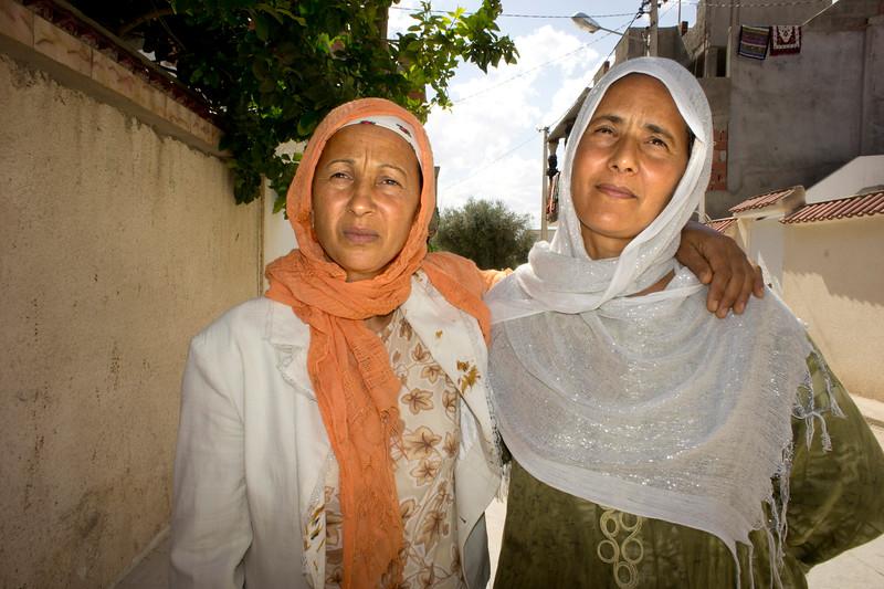 Tunesie, juli en augustus 2011, foto: Katrien Mulder