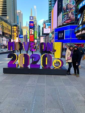NYC Christmas 2020