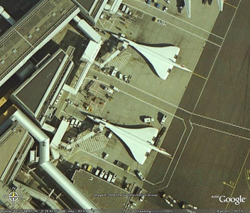 Google Earth - Misc.