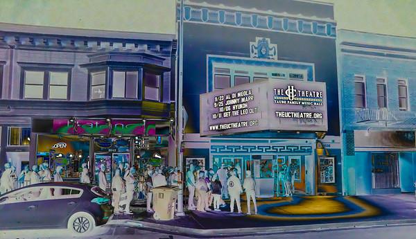 Al Di Meola, Jordan Rudess September 23,2018