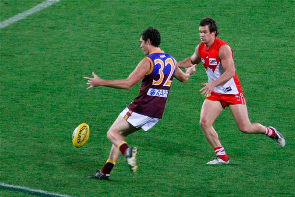 Sydney Swans vs Brisbane Lions 2006