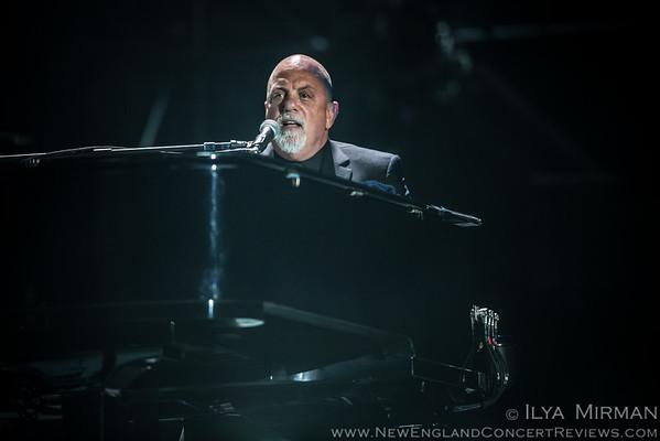 Billy Joel at Fenway Park - Boston