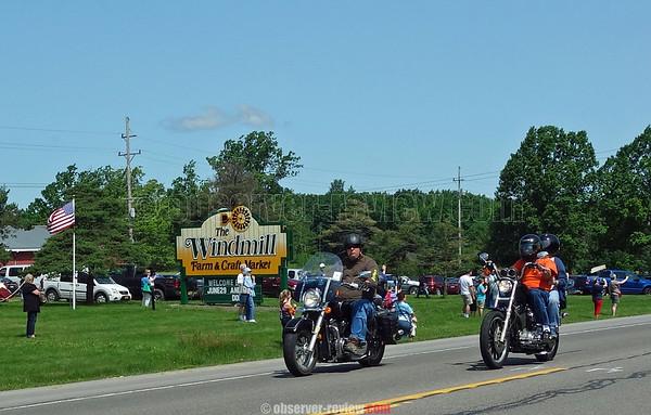 Penn Yan Legion Ride