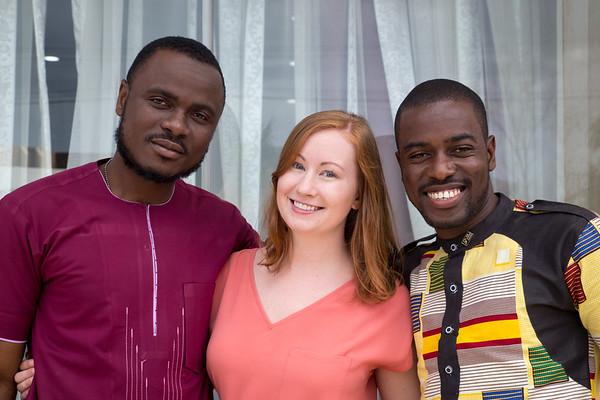 Liberia 2017 Staff
