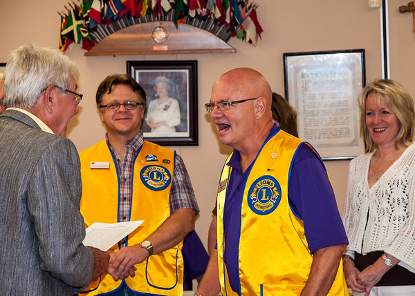 Ajax Lions Club - Awards Night 2013