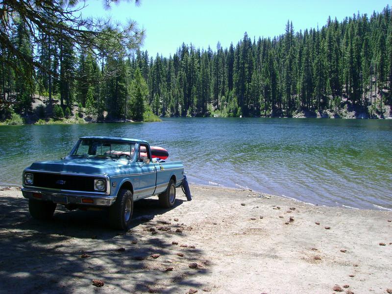 Lower Bucks Lake California (2005)
