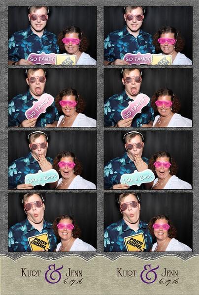 Kurt & Jenn June 17, 2016