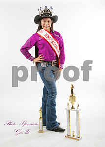 PLS&R Beauty Pageant Portraits