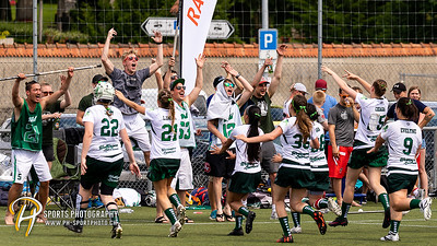 Womens Final 2018: Wettingen Wild - Bern Titans