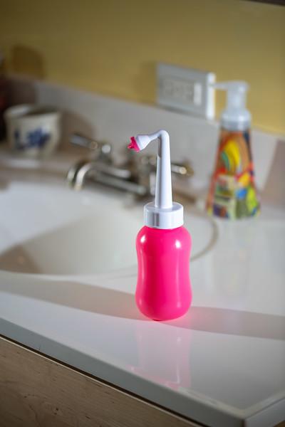 Peri-bottle environmental