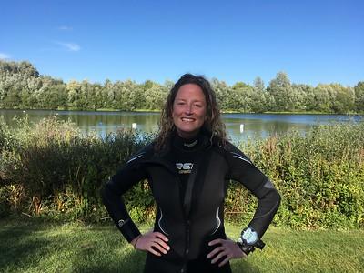 Kathryn Cook - PADI Rescue Diver