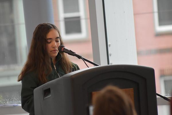 Sophomore Speaker Series 18/19