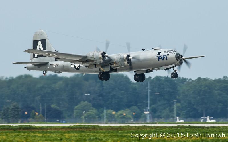 2015 Thunder Over Michigan - 8/29/15 - Saturday Airshow