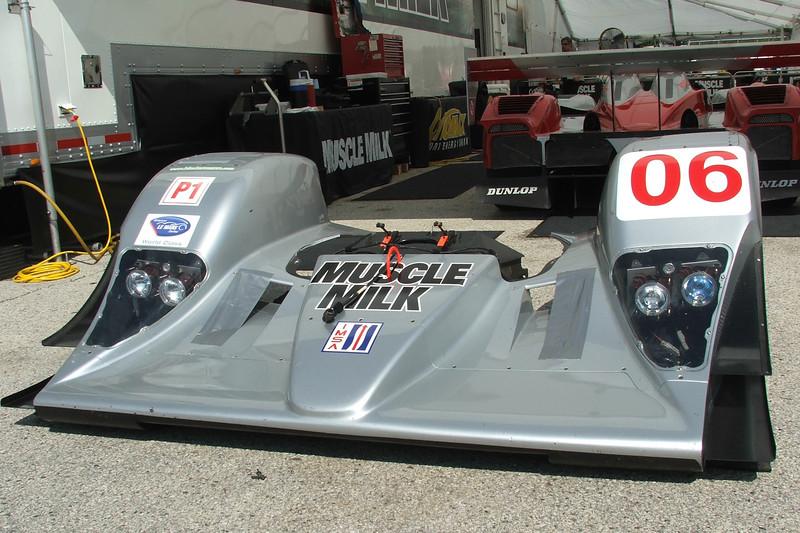 P1 Team Cytosport Lola B06/14-AER