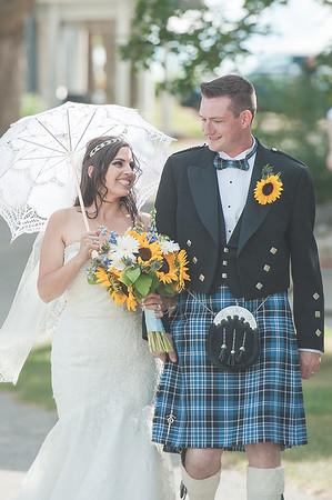 Joyce & Cameron's Wedding