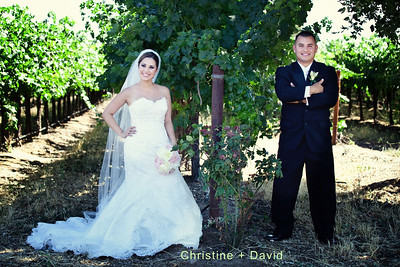 Album for Christine & David